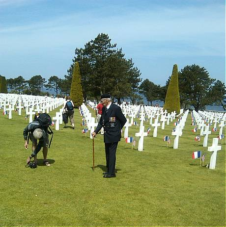 American Cemetery - France