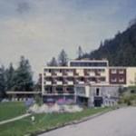 Alp Hotel Gaflei, Liechtenstein, summer of 1968.