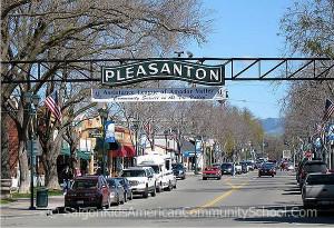 Pleasanton, CA Circa 2013. Huong Clark Collection.