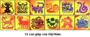 vietnamese zodiac