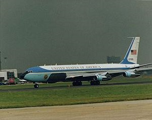 Presidental Jetliner