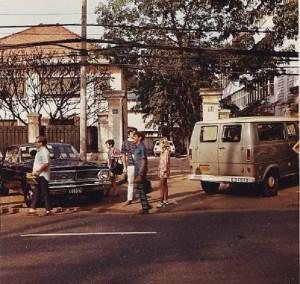Phoenix School Saigon 1974
