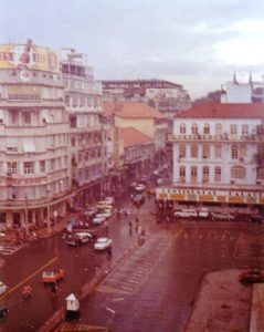 Continental Palace Hotel Saigon. Circa 1973. Cary Lite collection. CLICK IMAGE TO ENLARGE.