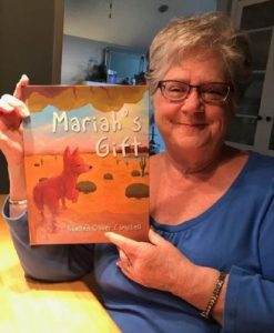Mariah's Gift book by Suellen (Oliver) Campbell front
